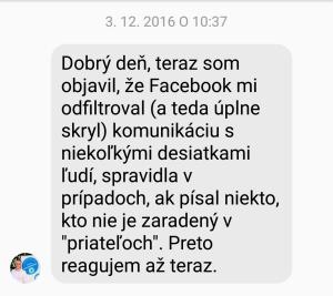 2. Drutarovský jeho odpoveď