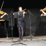 Dominika Billá, Ivana Svitková, Ivana Kudlová: Sonáta č.4, G-dur.,2. časť od Jána Levoslava Bellu