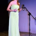 Operná speváčka Lucia Novotná precíteným spevom pohladila dušu každého vyznávača krásy a jemnosti nielen umenia, ale aj existencie ako takej